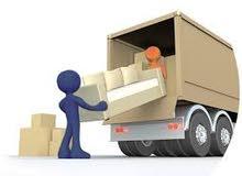 Truck .7.10.3ton house نقل