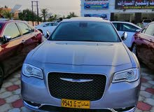 Chrysler 300C 2017 For sale - Silver color