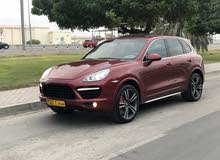 Porsche Cayenne 2011 For sale - Maroon color