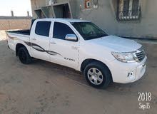 Used 2012 Hilux in Benghazi