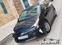Toyota Prius 2017 نقدا او بدفعة 5500د عالهوية