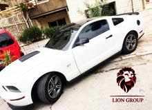 Renting Ford cars, Mustang 2011 for rent in Amman city