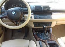 +200,000 km BMW X5 2005 for sale