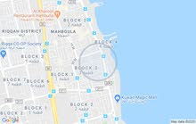مطلوب مشاركة سكن لفرد على خلق بالمهبولة قطعة 3 شارع  303 بجوار البحر الايجار 35