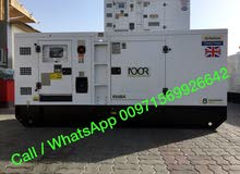 135/150KVA Perkins made in UK Generators- مولدات كهرباء