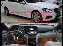Mercedes Benz E 300 2016 For sale - White color