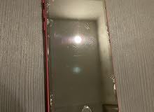 ايفون 8 احمر 64 قيقا جديد