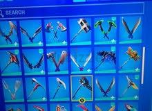 Negotiable I Fortnite account I 520 VBucks I STW I 60+ Skins I 150+ legendarys