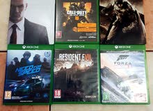 Selling 6 Xbox One Games *Cheap*