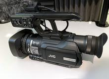 For sale JVC ProHD GY-HM150e  professional Camcorder