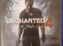 uncharted 4 نهايه لص