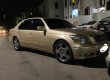 لكزس 430 موديل 2004 للبيع