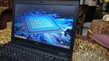 Dell Workstation Quad Core 8th Gen. 8GB Ram DDR 500GB SSD Under Warrenty ديل لاب