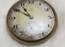 ساعة جيب  سنة 1924