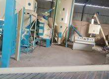 مصنع اعلاف مكعبات جديد إنتاج بالساعة 3000كليو صناعة سوريا جديد وكالة بيطحن كل شي