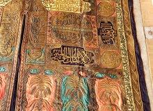 نموذج ستارة باب الكعبة عثماني .