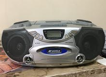 Sansui Tape Recorder/Radio/CD Player