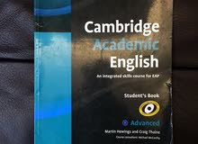 Book for the Cambridge Exam