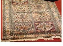 Hand Made Pashmina Silk Carpet
