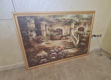 paint 190×135cm