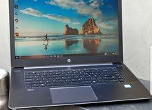 HP ZBOOK STUDIO 6th generation