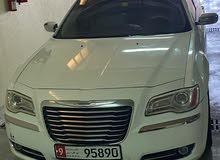 Chrysler 300C 2012 Ladies use