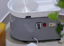 (عجلة الفخار - pottery machine ) جديدة NEW