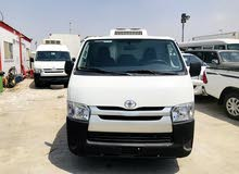 TOYOTA HIACE CHILLER 2019