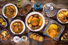 مطعم المغرب العربي للمأكولات الشعبية .. مدينة زليتن