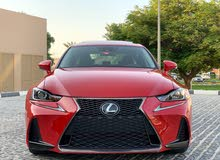 Lexus is300 full Opinion first owner 2018km39000