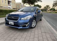 Subaru Impreza 2016 Immaculate Condition