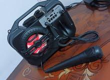 غزال سماعات الصب البلوتوث بمايك وراديو و MP3