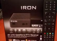 متوفر لدينا العملاااق  ICONE IRON 4K