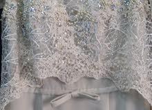 فستان للبيع ملبوس مرة وحدة فقط مطلوب 60 ريال