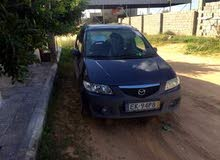 Manual Mazda 2000 for sale - Used - Gharyan city