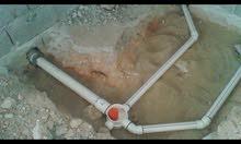 سباكة عامة جميع مايتعلق بالسباكة تأسيس شبكات مياه وصرف