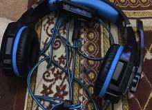 سماعة G9000 مستعمله ونضيفه للبيع