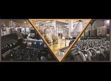 مصنع تجميع وإعادة التصدير زيوت المحركات