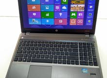 Hp probook 4540s Processor core i3 4Gb ram 320Gb hard didk  15.6 disply size Cd