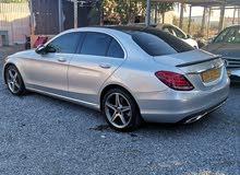 Mercedes Benz C 300 2015 For sale - Silver color