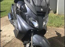 Used Suzuki motorbike available in Qalubia