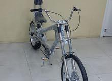 دراجة موديل جارى شكل هارلى جديد
