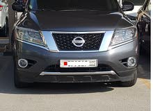 Nissan Pathfinder 2013 SL fully loaded