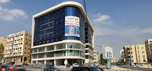 مكاتب مفروشة ايجار شهري مع رخصة مهن - دوار الواحة