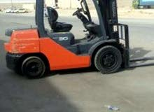 A New Forklifts is up for sale