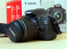 For quick sale Canon 550D + lens 18/55stm