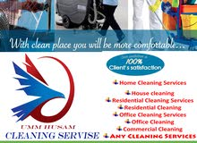 Service for cleaning