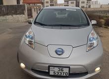 Nissan Leaf 2015 SV Premium 12  اعلى صنف