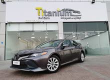 Used condition Toyota Camry 2018 with 1 - 9,999 km mileage