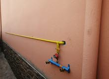 kitchen Gass pipes fitting and maintenance services available